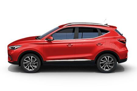 MG ZS Excite MT Offer