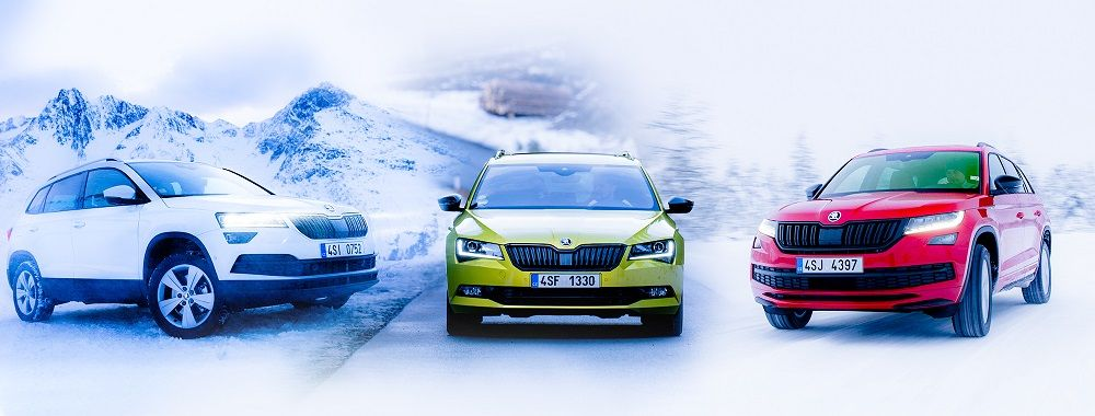 WINTER'S COMING! PREPARE YOUR CAR