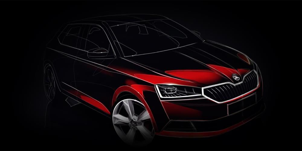 Swiss and tell: Facelifted FABIA gets Geneva reveal
