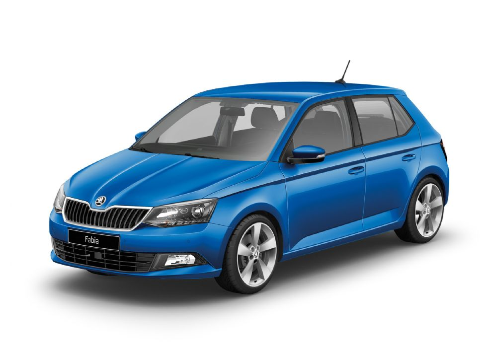 NEW FABIA S From ONLY £99 per month
