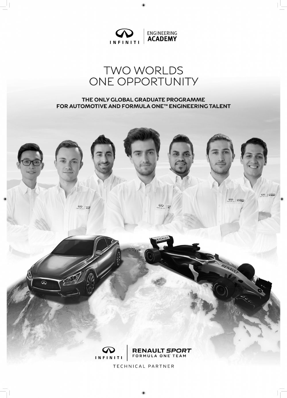 INFINITI ENGINEERING ACADEMY TO CONDUCT GROUND-BREAKING RESEARCH INTO DECISION MAKING