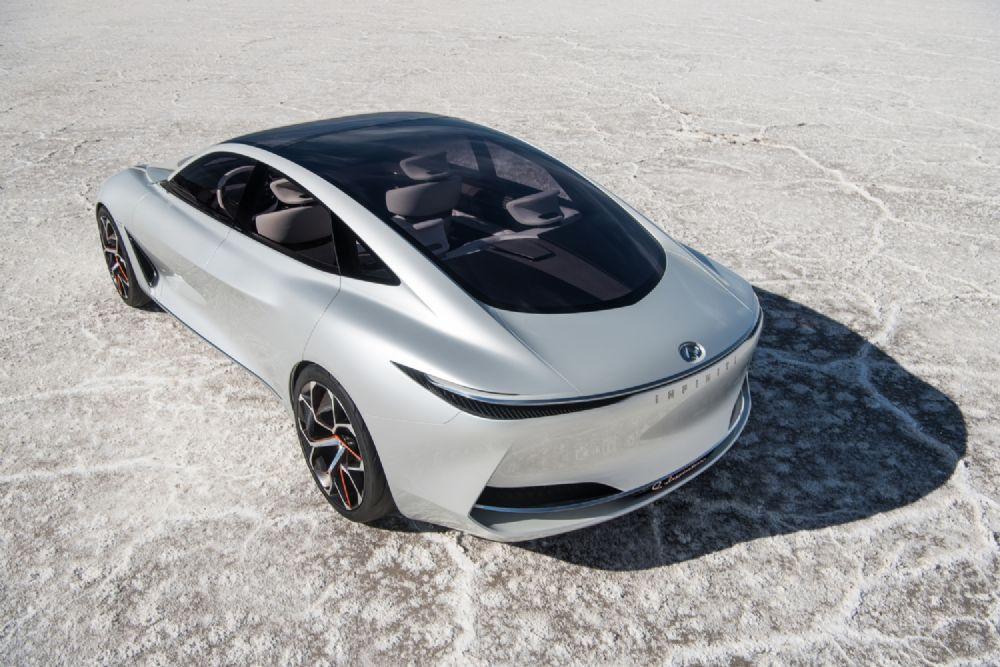 Q Inspiration Concept Car Revealed in Detroit