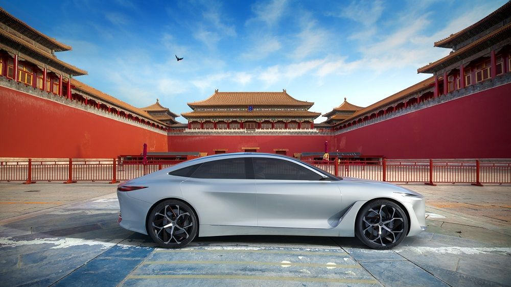 INFINITI CONFIRMS NEW ELECTRIFIED VEHICLE PLATFORM INFLUENCED BY Q INSPIRATION CONCEPT CAR