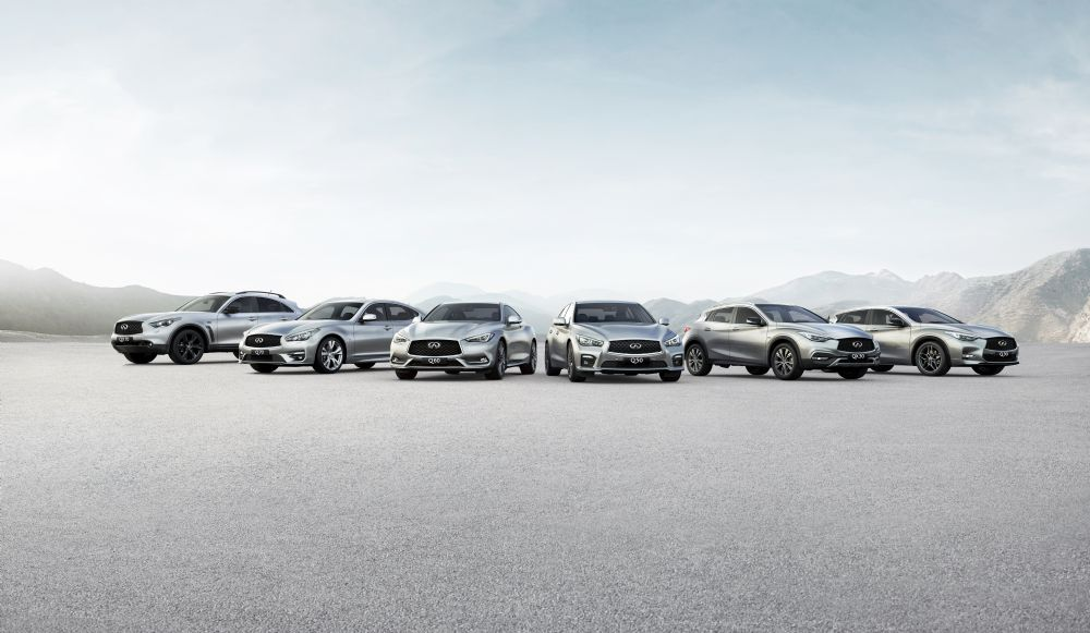 Big September Savings on INFINITI Approved Used Cars