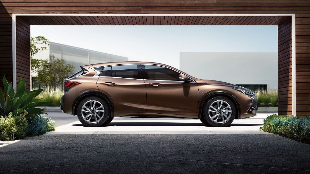 Empower the Drive with style on this fabulous INFINITI Q30 Offer