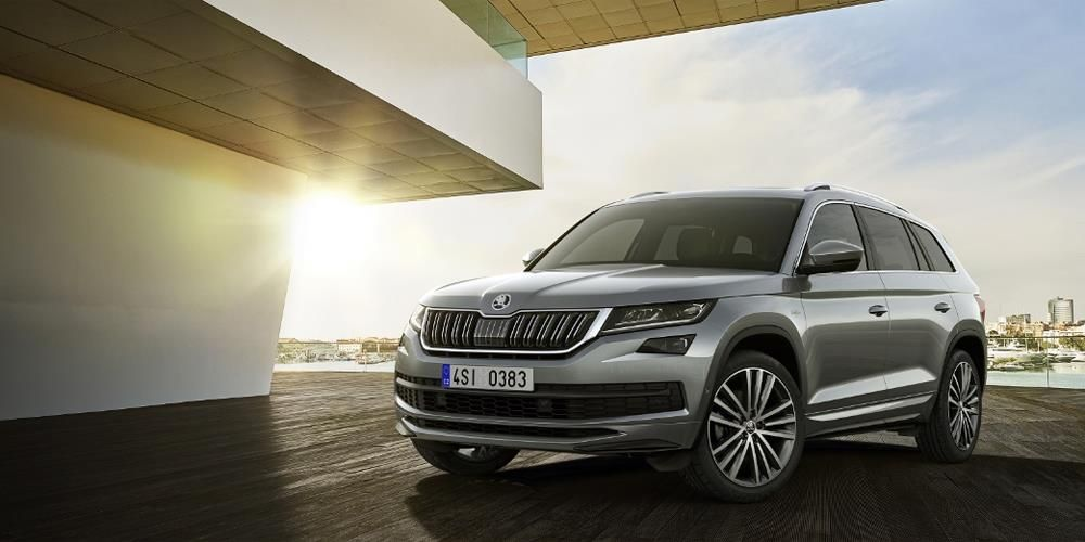 Fully loaded KODIAQ L&K set for Geneva debut