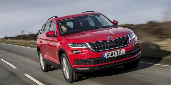 KODIAQ hits Top Gear