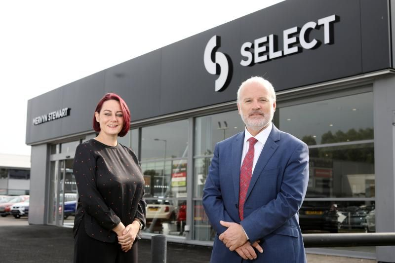 Mervyn Stewart Ltd has expanded  and launched a new Select brand after a £2 million investment, supported by Danske Bank.