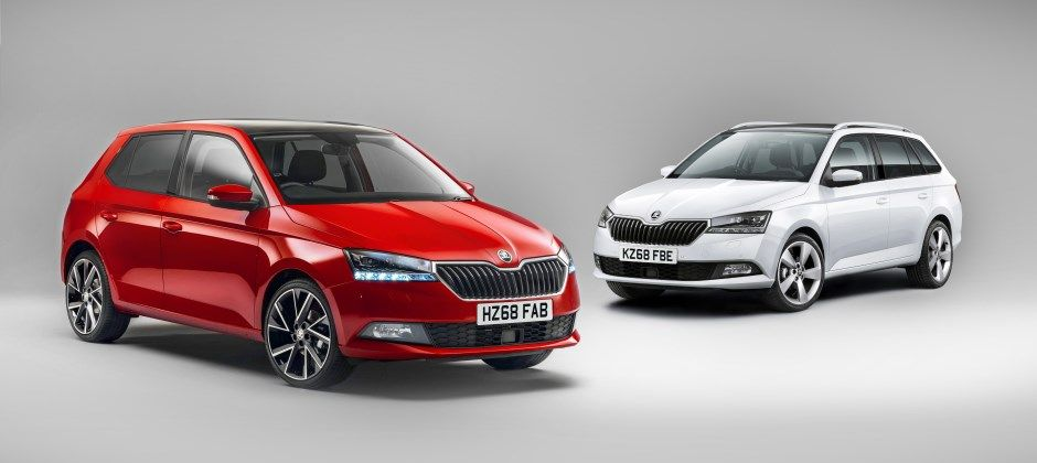 Revised SKODA FABIA adds new equipment, fresh looks and extra value