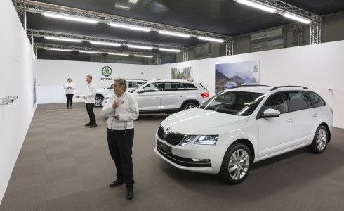 Digital car showroom is a winner for ŠKODA