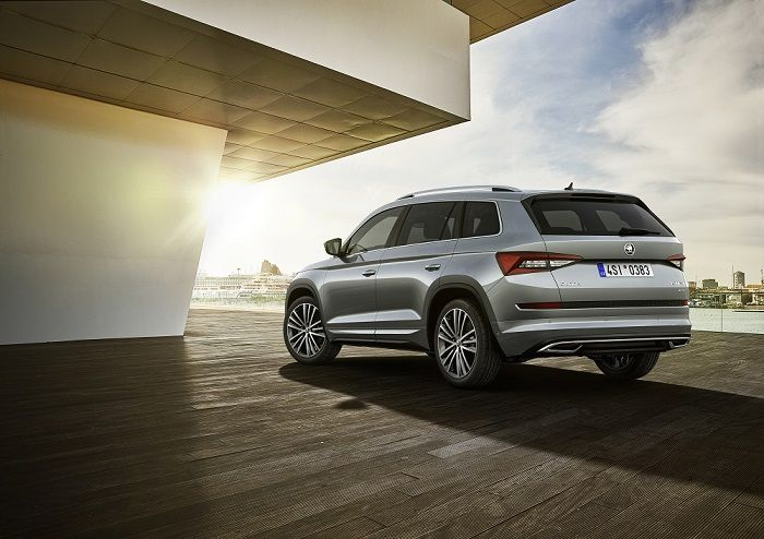 Three wins for SKODA KODIAQ and OCTAVIA SCOUT and SUPERB