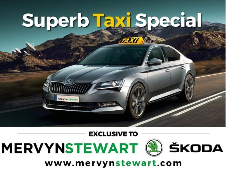 Superb Taxi Special Exclusive To Mervyn Stewart
