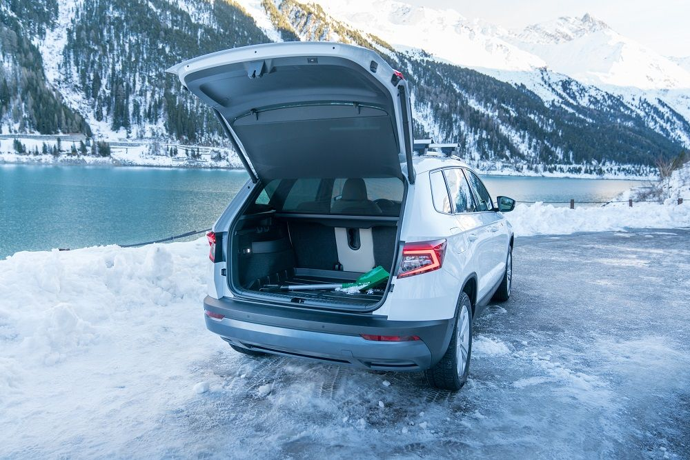 Prepare yourself this winter with SKODA Service Tips