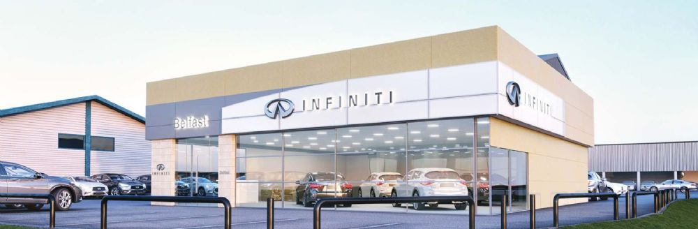 Welcome to INFINITI Centre Belfast