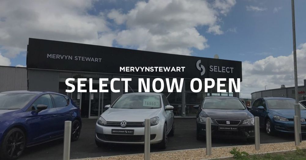 Mervyn Stewart Select  -  Open For Business During Local Lockdowns