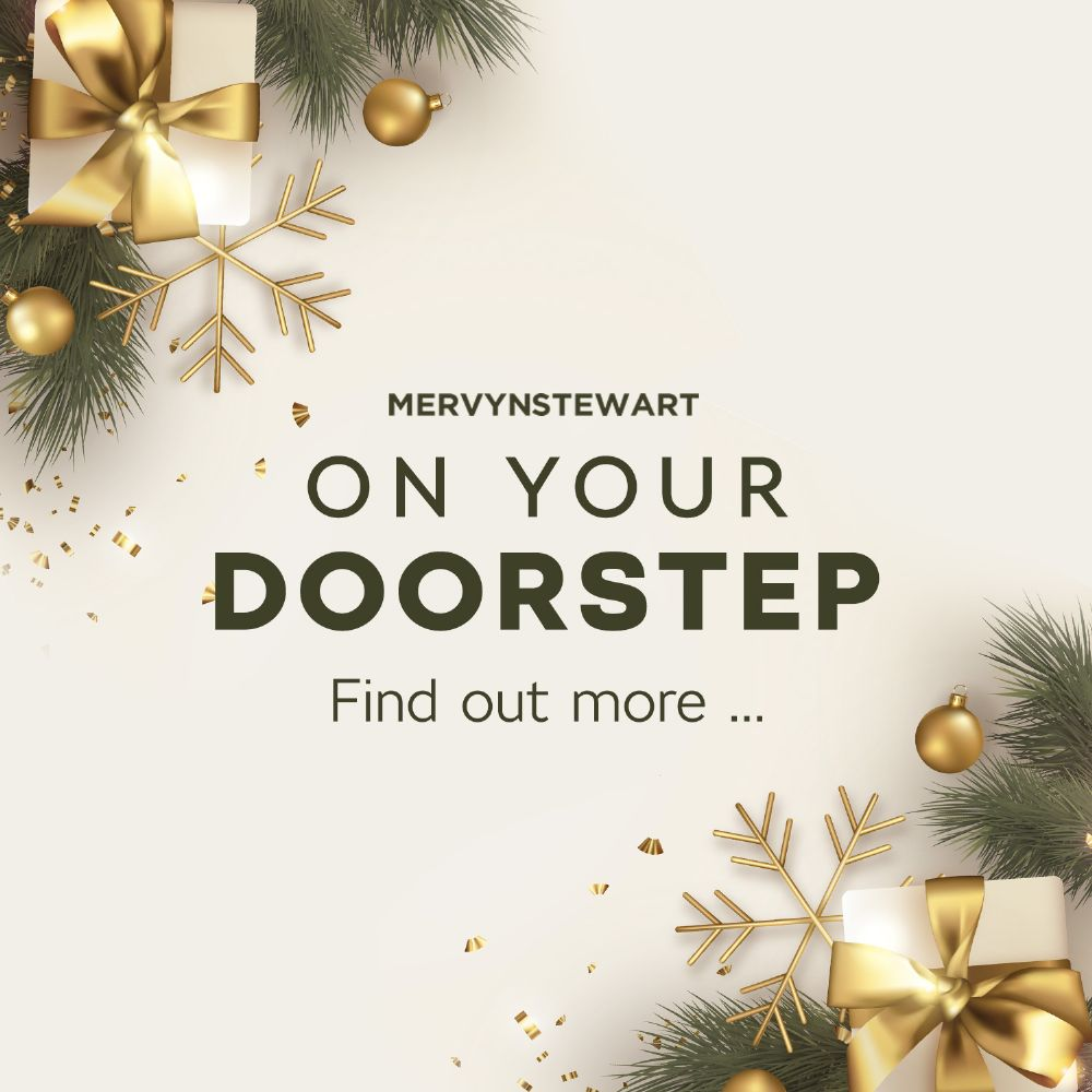 On Your Doorstep - 12 Days of Christmas Launches on the 1st December