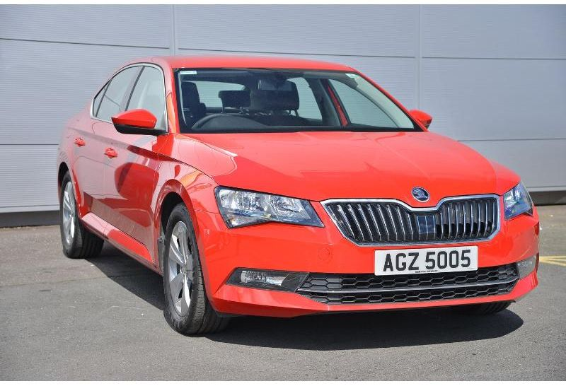 Skoda Superb 1.6 TDI (120PS) SE