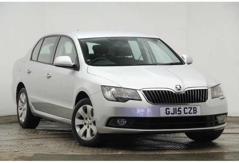 Skoda Superb 2.0 TDI CR S