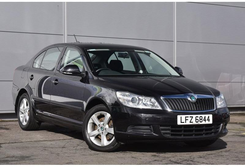 Skoda Octavia 5dr Hat 2.0 TDI CR 140 SE Plus