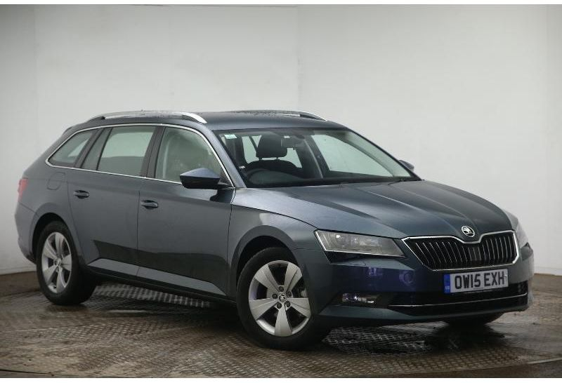 Skoda Superb 2.0 TDI (150ps) SE