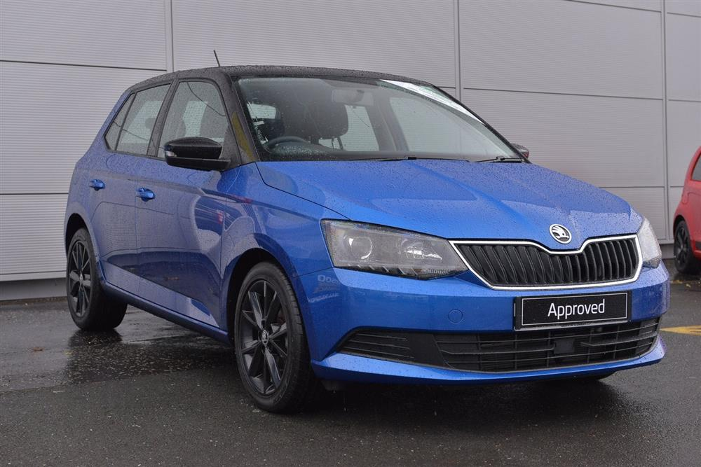 Skoda FABIA HATCHBACK 5-DR 1.2 TSI (90ps) Colour Edition ...