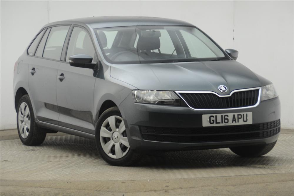 Skoda Rapid Spaceback 5 Dr 1 2 Tsi 90ps S For Sale At
