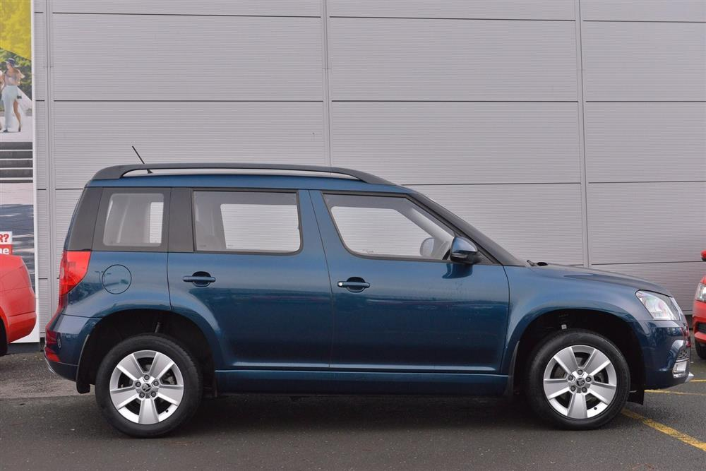Skoda Yeti 5 Dr 1 2 Tsi S For Sale At Mervyn Stewart Used