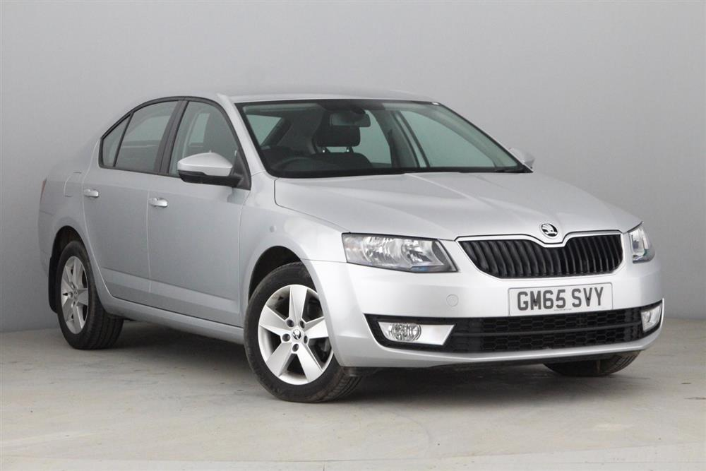Skoda Octavia Hatchback 5 Dr 1 6 Tdi Se For Sale At Mervyn