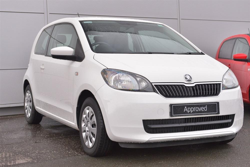 skoda citigo hatchback 3 dr 1 0 mpi 60ps se for sale at mervyn stewart used car dealer based. Black Bedroom Furniture Sets. Home Design Ideas