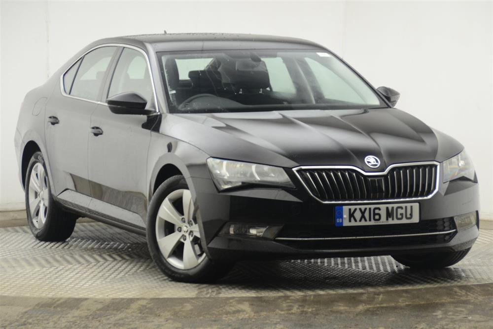Skoda Superb Hatchback 5 Dr 2 0 Tdi Cr 150ps Dpf 4x4 Se