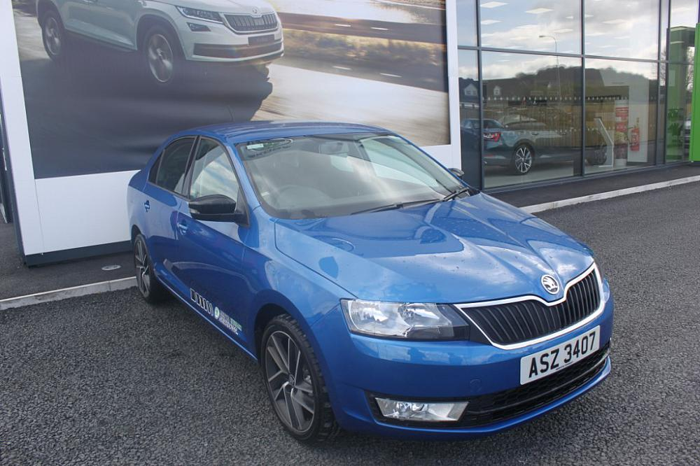 Skoda RAPID HATCHBACK 5-DR 1.2 TSI (110PS) Sport
