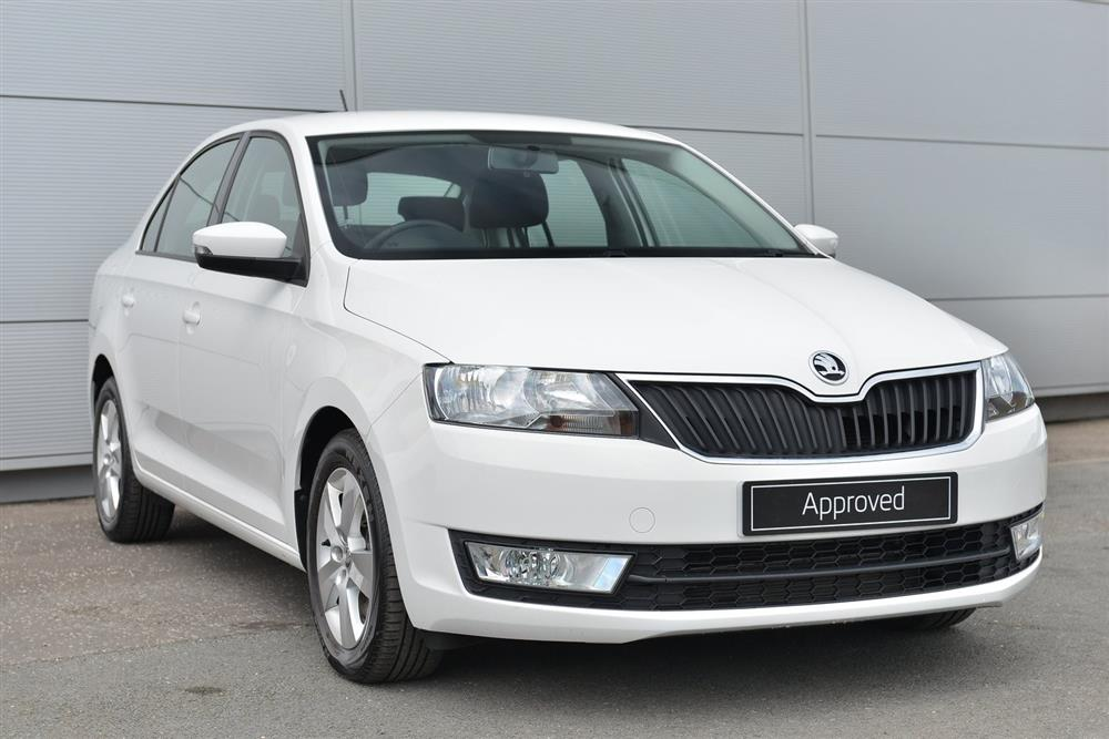Skoda Rapid Hatchback 5 Dr 1 4 Tsi 125ps Se For Sale At
