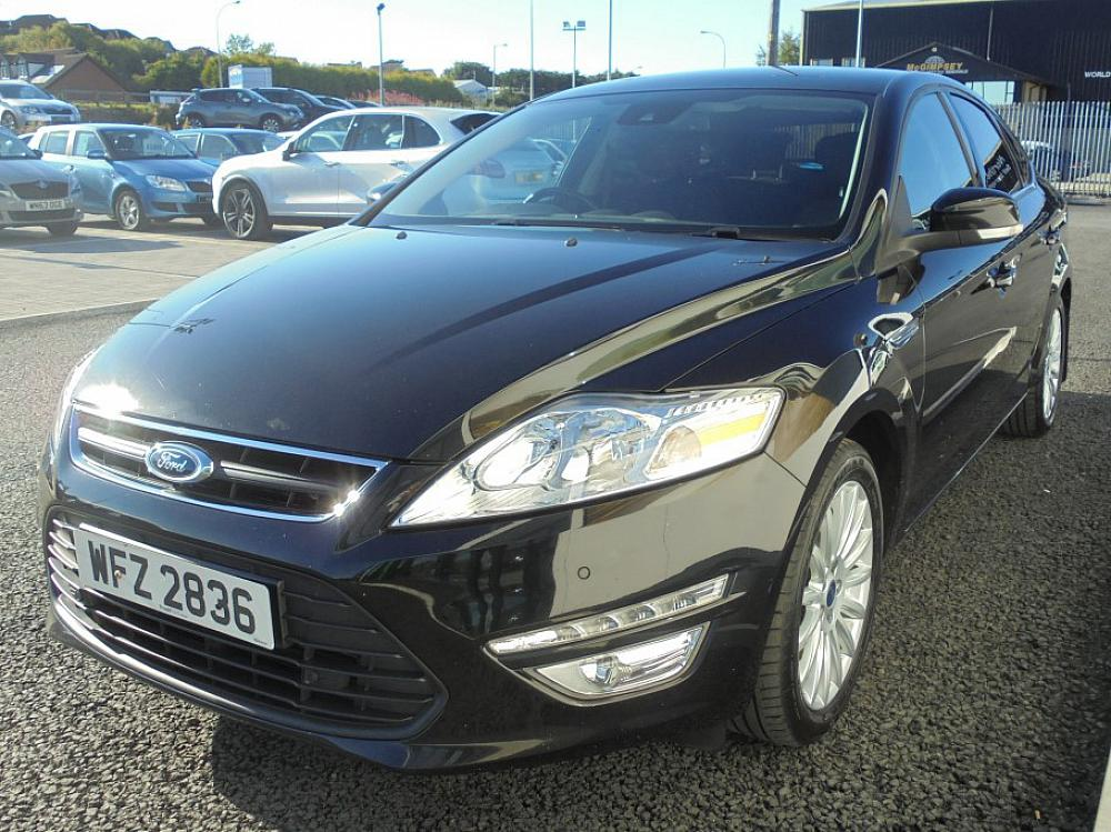 Ford mondeo for sale ni