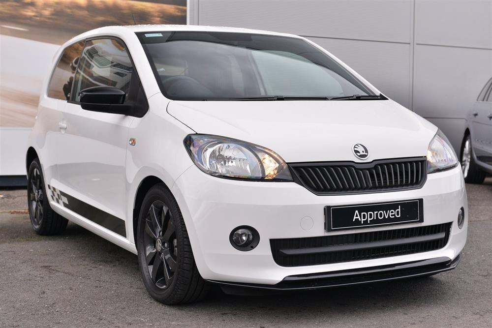 skoda citigo hatchback 3 dr 1 0 mpi 60ps monte monte carlo for sale at mervyn stewart used. Black Bedroom Furniture Sets. Home Design Ideas