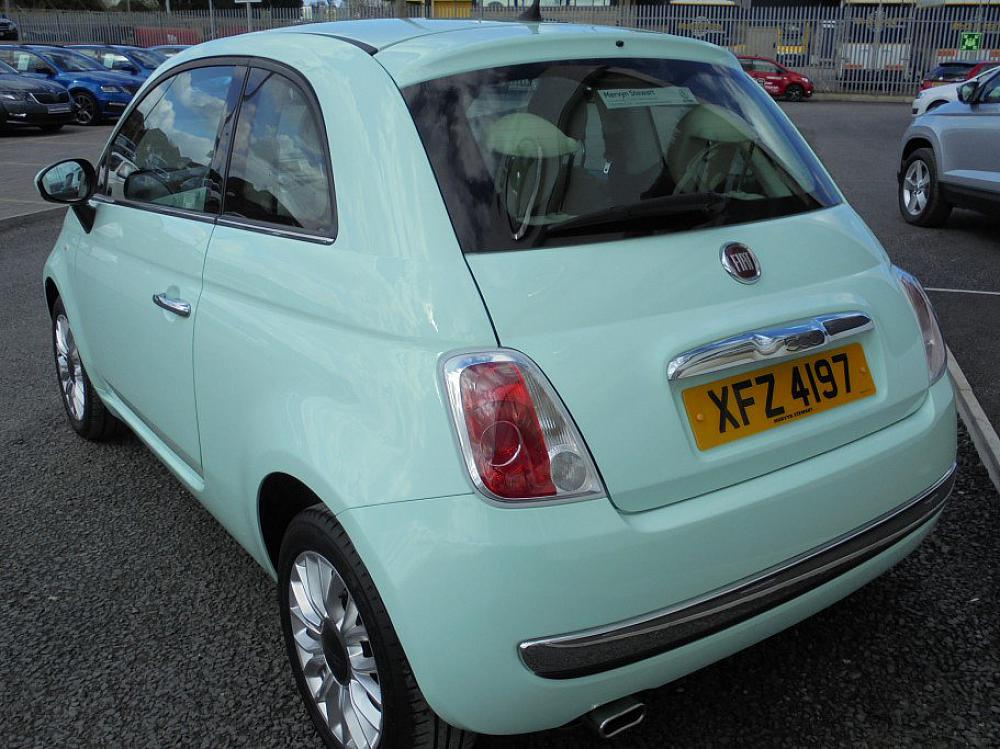 fiat 500 pop star for sale at mervyn stewart used car dealer based in belfast and north down. Black Bedroom Furniture Sets. Home Design Ideas