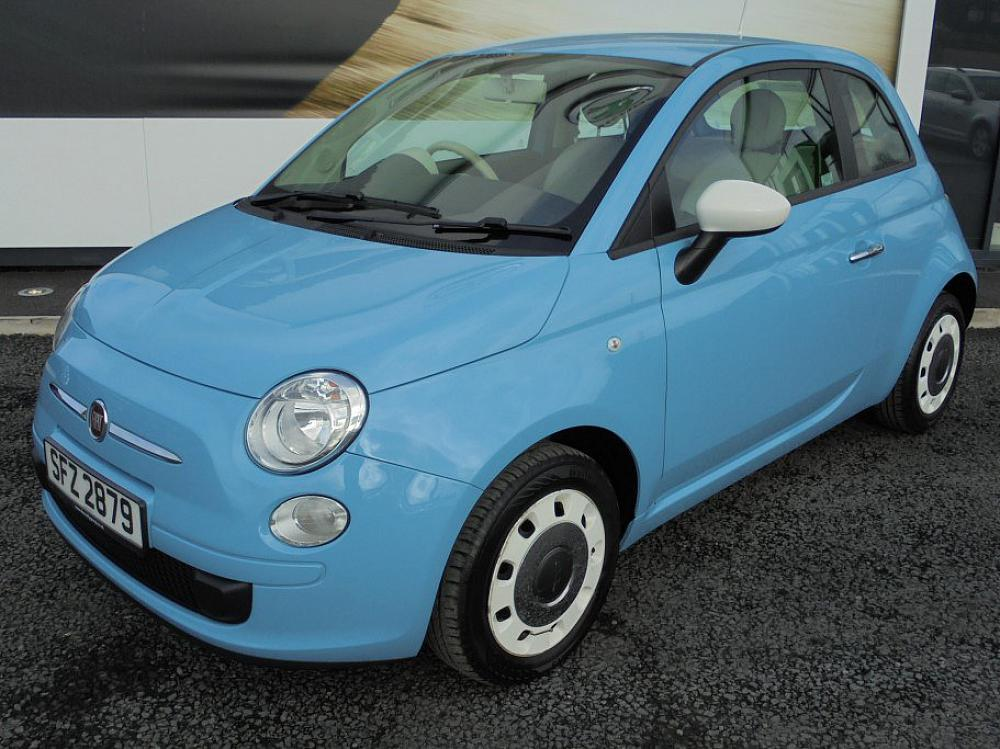 fiat 500 colour therapy for sale at mervyn stewart used car dealer based in belfast and north. Black Bedroom Furniture Sets. Home Design Ideas