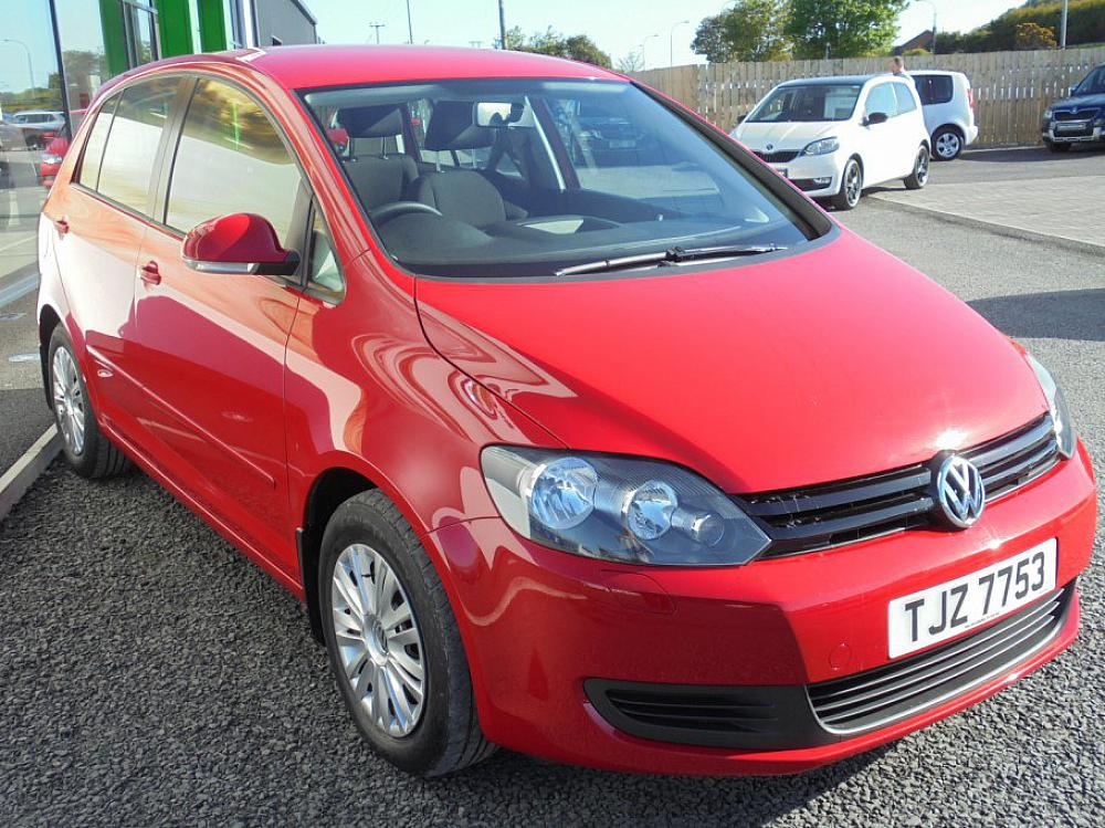 VOLKSWAGEN GOLF PLUS S 1.6 TDI