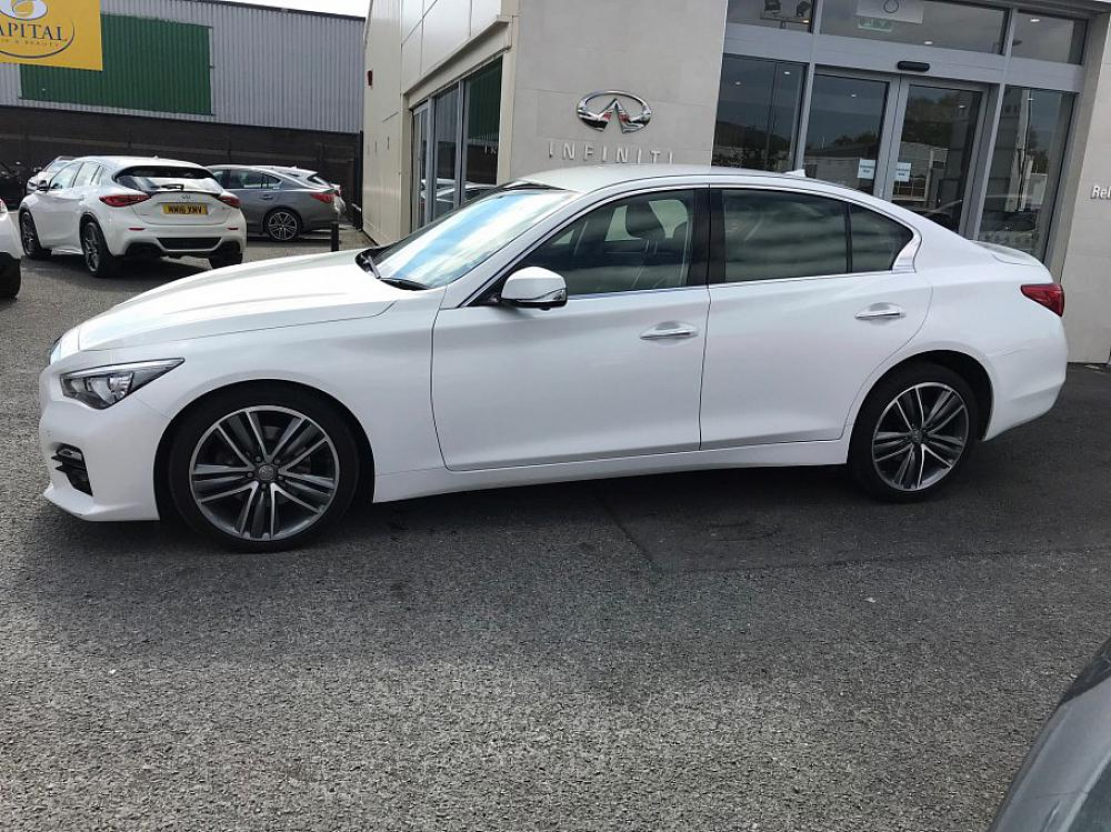infiniti q50 sport tech d auto for sale at mervyn stewart used car dealer based in belfast and. Black Bedroom Furniture Sets. Home Design Ideas