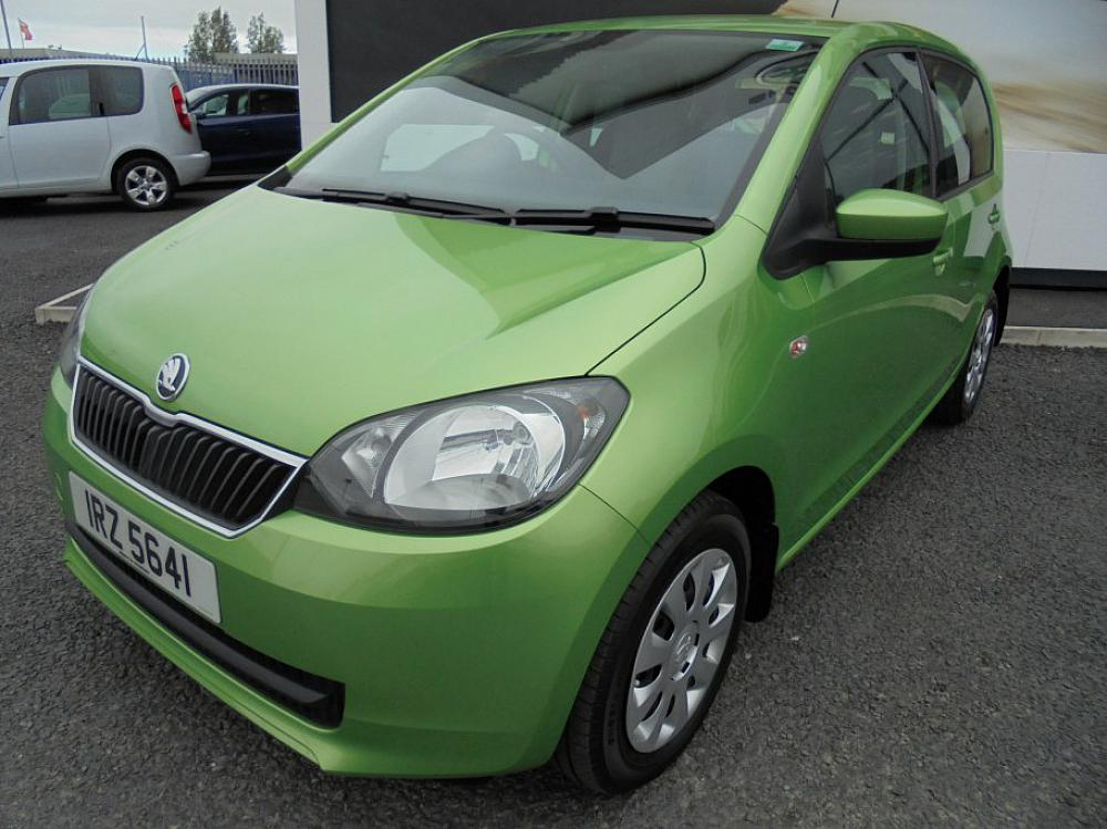 SKODA CITIGO 5 DOOR 1.0 MPI SE