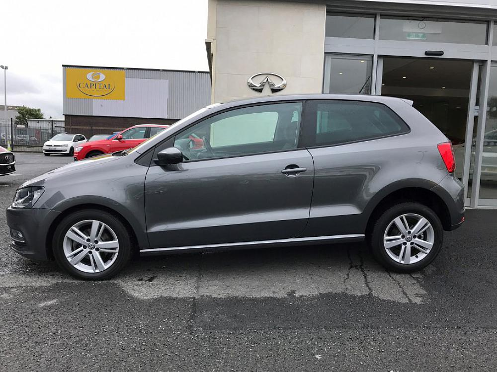 VOLKSWAGEN POLO MATCH EDITION TSI for sale at Mervyn Stewart, used car dealer based in Belfast ...