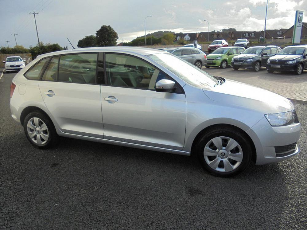 Skoda Rapid Spaceback Spaceback S Tsi For Sale At Mervyn