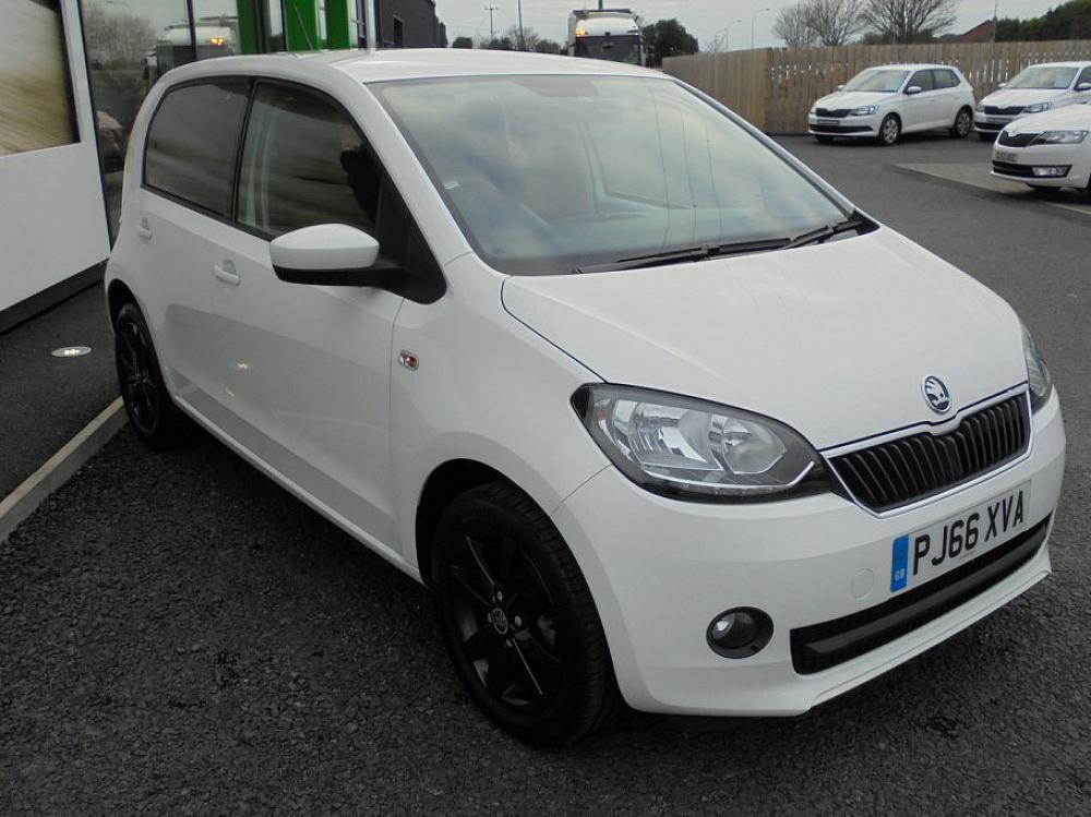 SKODA CITIGO 5DR COLOUR EDITION 1.0 MPI
