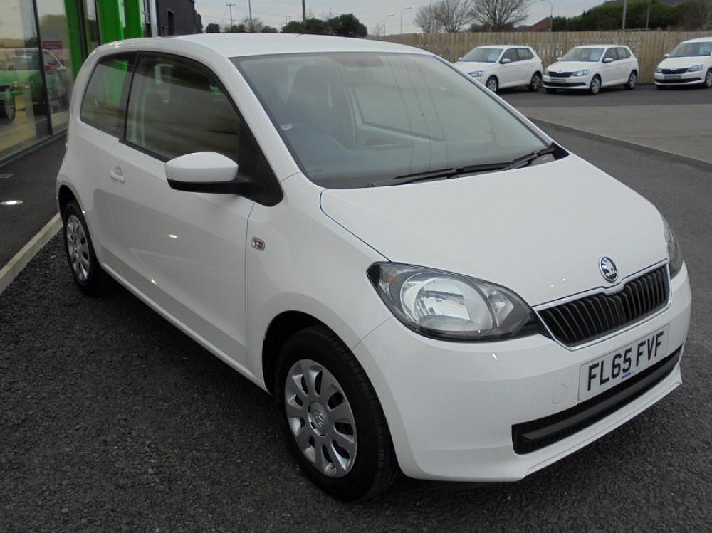 SKODA CITIGO 3DR 1.0 MPI SE 60PS