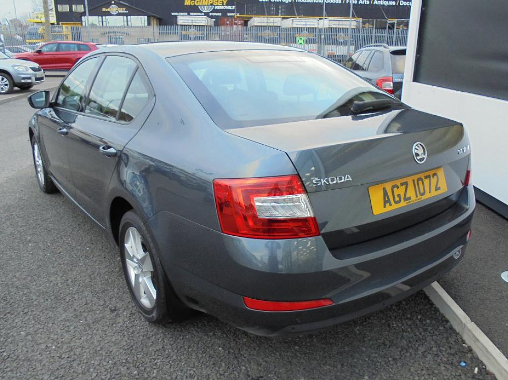 skoda octavia hatch 1.6 se tdi cr 110ps for sale at mervyn stewart