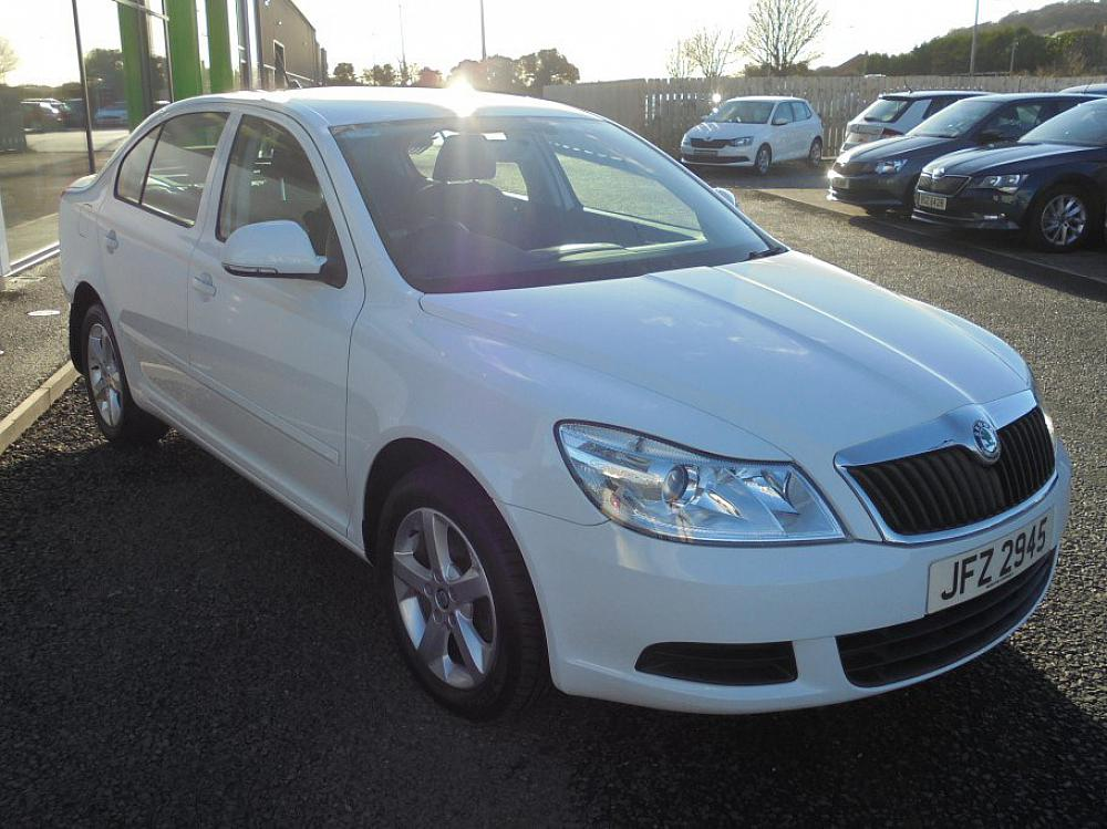 SKODA OCTAVIA 5DR HAT 2.0 TDI CR 110 SE PLUS