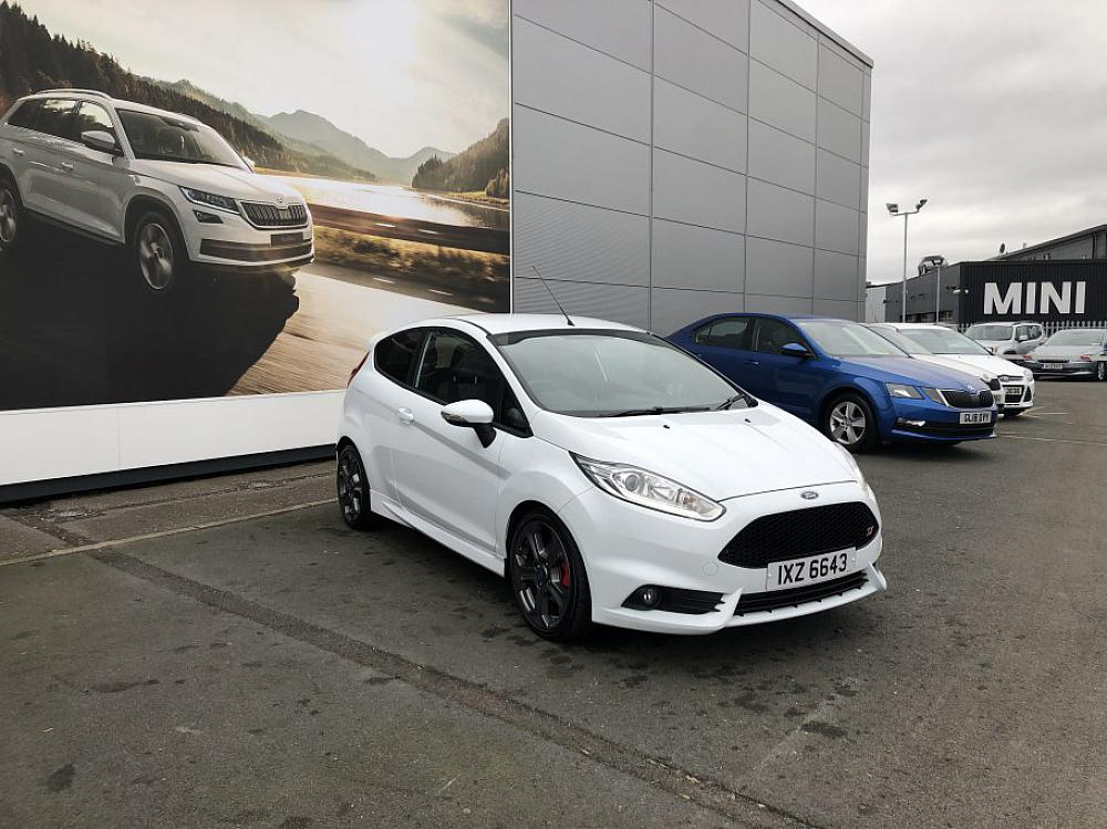 FORD FIESTA ST-2 TURBO