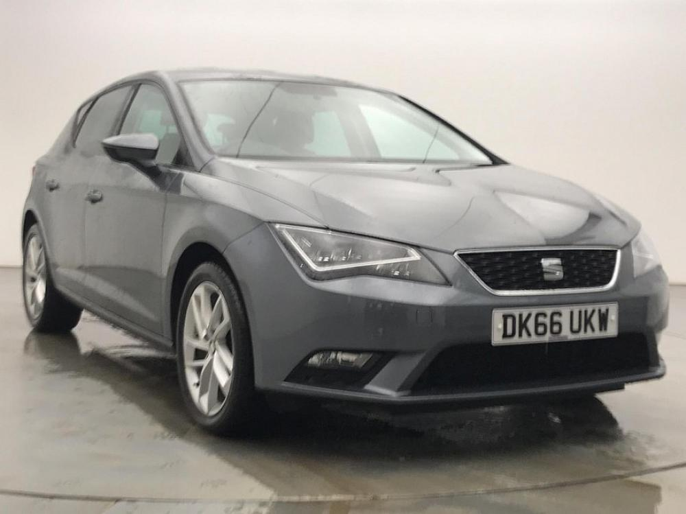 SEAT LEON 1.6 TDI SE DYNAMIC TECH