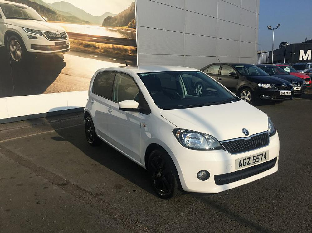 SKODA CITIGO 5 DOOR 1.0 BLACK EDITION 60PS MPI