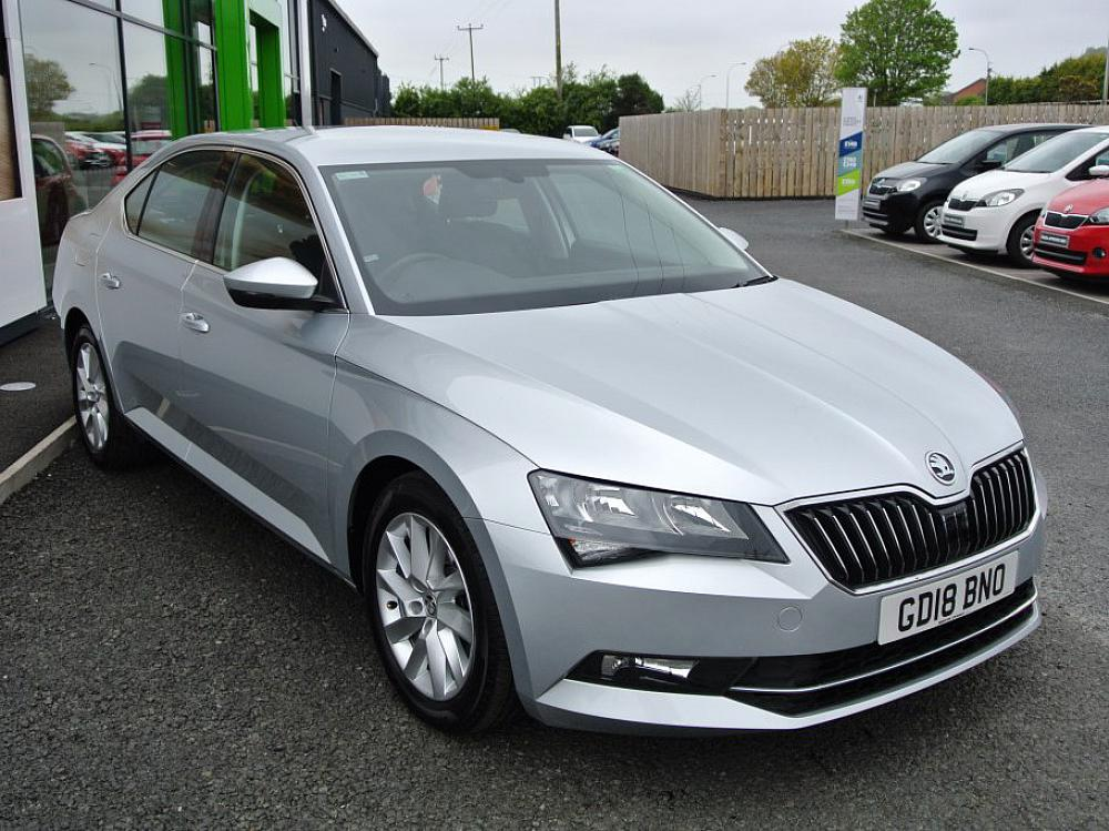 SKODA SUPERB 1.6 TDI CR SE 5DR