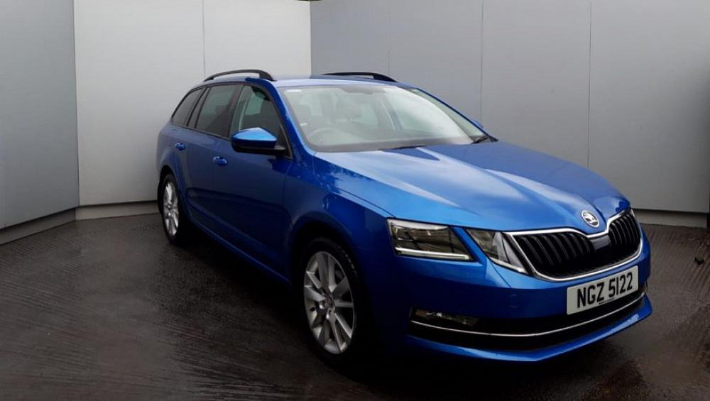 SKODA OCTAVIA ESTATE 2.0 SEL TDI 150PS DSG